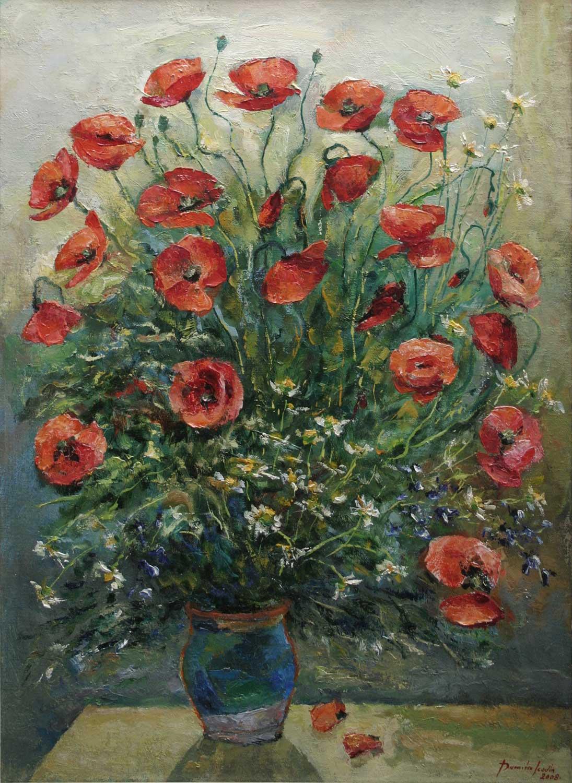 Oil on canvas, 50x70 cm