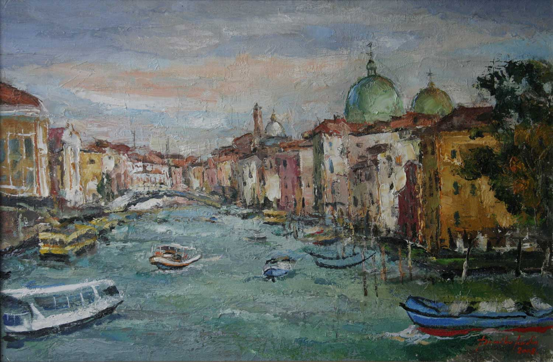 Canal Grande, Veneția