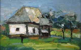 House in Bucovina