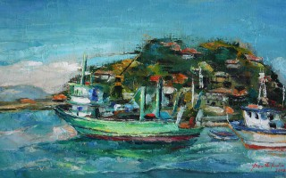 Fishing Vessels in Balchik