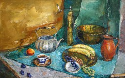 Still Life with Banana